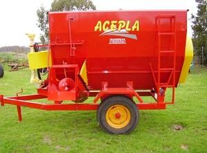 Somos representantes de los implementos para el agro Acepla