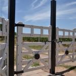 imagen portones tirantes entradas a campos y establecimientos rurales destacados