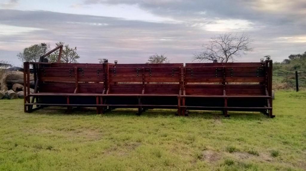 brete manga corral ganado vacuno ganaderia hacienda
