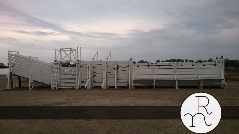 instalaciones ganaderas manejo de hacienda