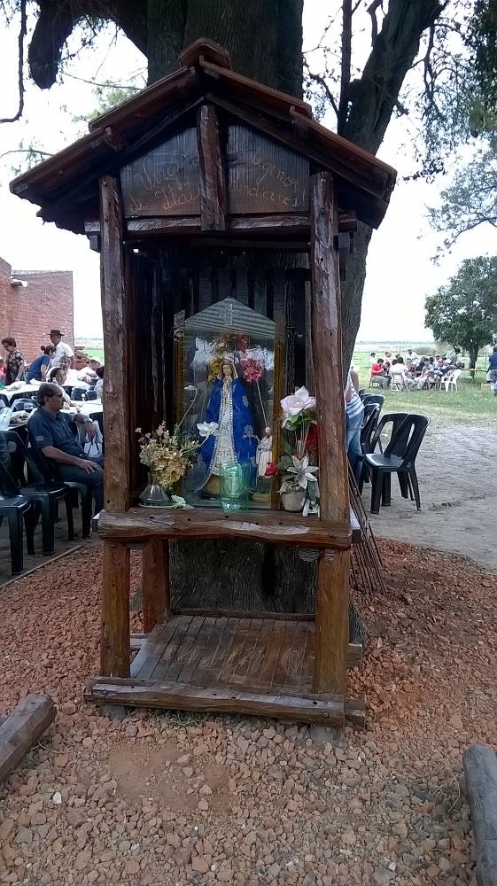 Celebración día de San Cayetano