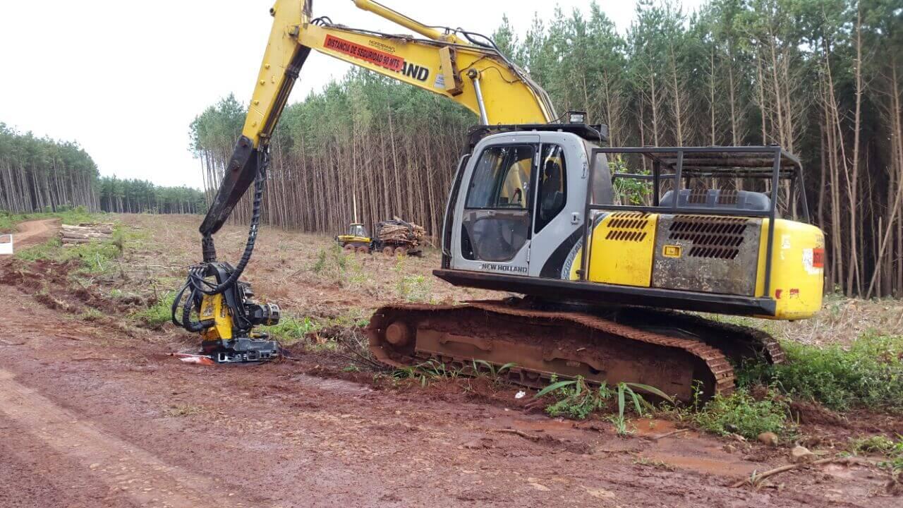 Excelente oportunidad: equipo forestal en venta